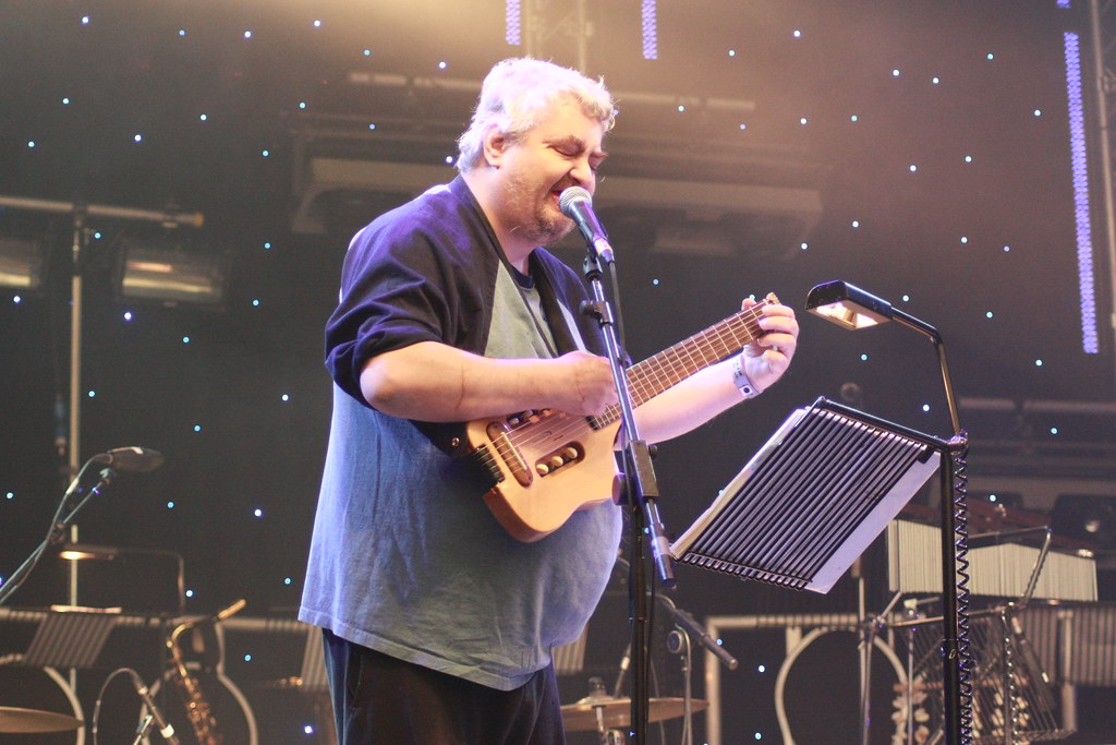 Daniel Johnston captivates the Pavillion crowd
