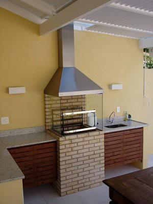 churrasqueira residencial