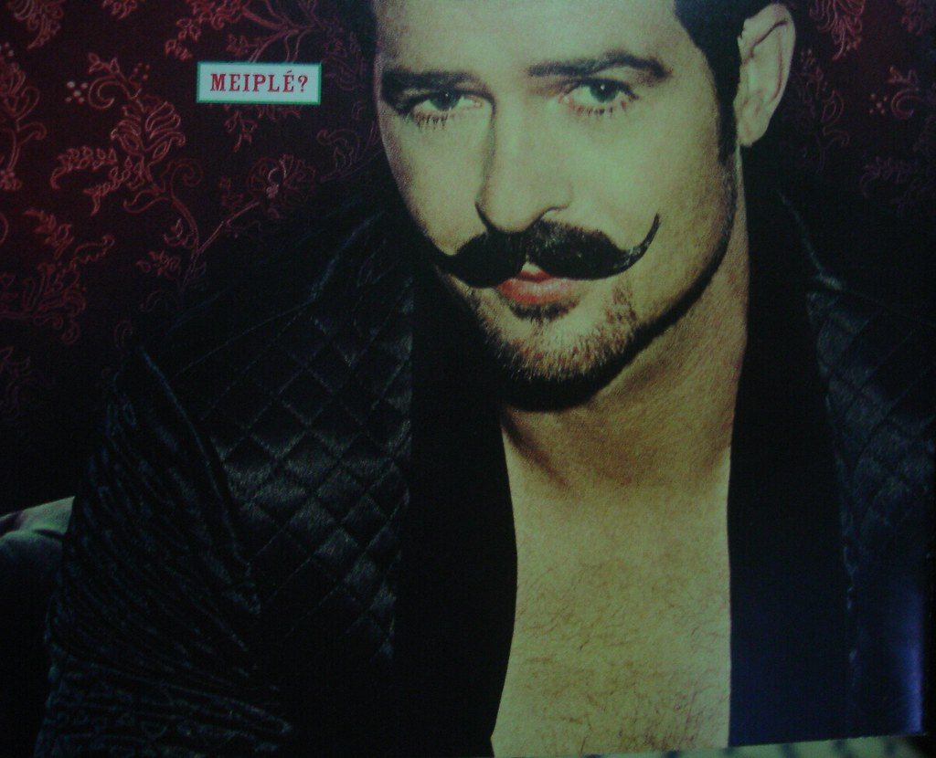 Alan Thicke Hairy Chest