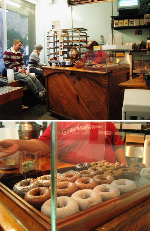 Doughnut Plant (interior)