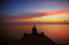 Sunset by the Indian Ocean, Praslin (LimeWave Photo) Tags: africa travel beach indianocean seychelles grandanse anse limewave indiskaoceanien prasiln