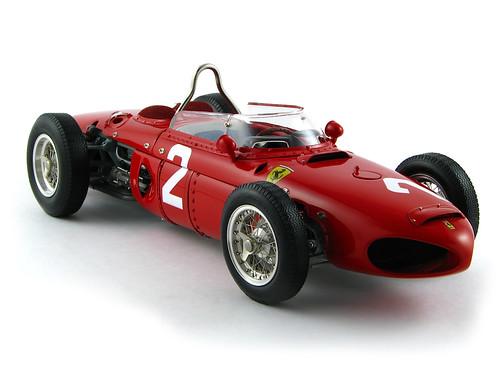 Ferrari 1961 Dino Tipo 156 Sharknose Monza No 2 Hill