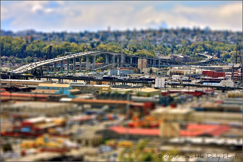 Sunday Bridge Series: West Seattle Bridge