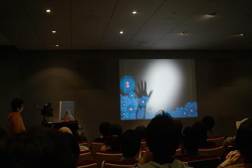 openFrameWorks event