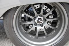 PLYMOUTH ROAD RUNNER FORGELINE WHEELS (Navymailman) Tags: wheels brakes wilwood forgeline