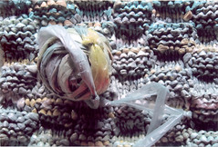 Knitting Plastic Bags