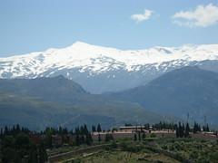 Grenade - Sierra Nevada 2 (luco*) Tags: mountain snow montagne spain nevada andalucia sierra espana granada neige grenade espagne andalousie andaluz