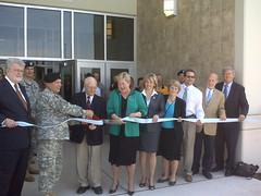 Jari at Opening of New Reserve Center (jariaskins) Tags: oklahoma army reserve norman governor jari askins