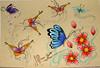Desenhos borboletas