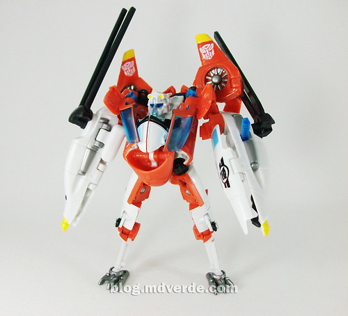 Transformers Evac RotF NEST Deluxe - modo robot