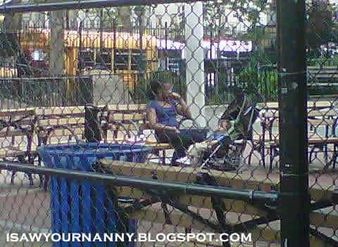 Napping Nanny