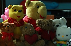 Stuffed Toy Series 003