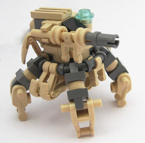 Galactic Inquisition Micro Mech