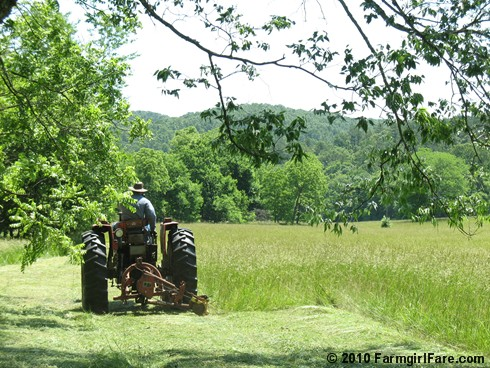 Time to Cut Hay 12