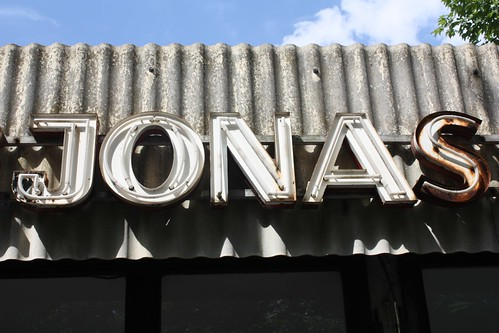 Jonas, an old furniture store