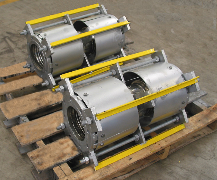 "6"" Diameter Tied Universal Expansion Joints for a Steam Reformer Project in Virginia"