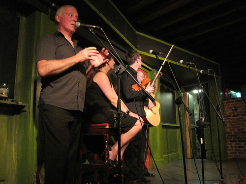 Traditional Irish music and dance at Abbey Tavern
