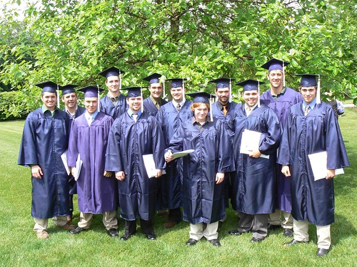 Class of 2010 Forest Technology Students