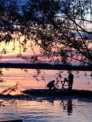 Dunav :)) (>> waxillia <<) Tags: people river danube vojvodina srbija dunaj srbsko backa hloany