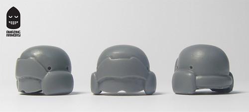 AMA-KZ2 Concept Helmet (Helghast)