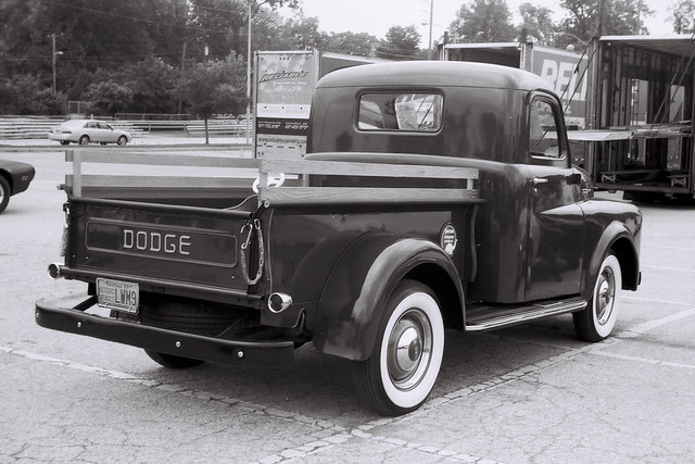 pickup dodge 1949 argus afour