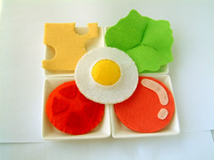 felt food pattern,felt toys,felt tutorial