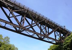 Upside Down Bridge IMG_4332 (OZinOH) Tags: bridge newyork canal newyorkstate lockport eriecanal lockportny niagaracounty