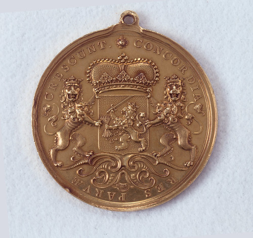 UP Holland Medal