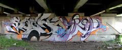 Such SWK Trap IF (break.things) Tags: nyc newyorkcity ny newyork graffiti queens if trap such ftr swk