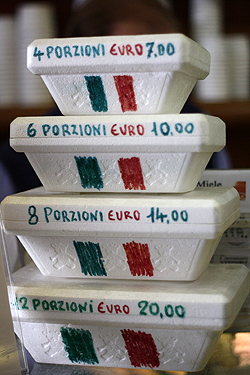 euro portions