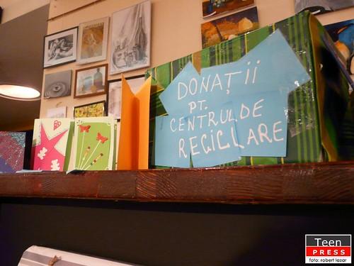 """Art in action"" - Expozitie cu vanzare si pictura"