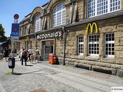 McDonald's Bielefeld Am Bahnhof 1d Hauptbahnhof Bielefeld (Germany)