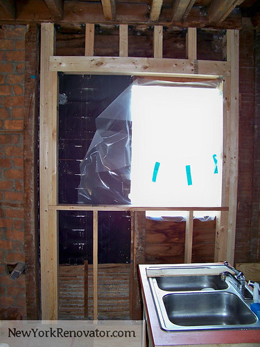 Window Rough Framing