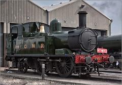 1450 (LesAuld) Tags: steam line warwickshire 175 gwr toddington greatwesternrailway 1450 14xx gloucesterandwarwicksgwr175great railwaygloucester railwayhoneybourne