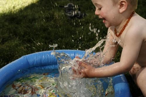 big splashes