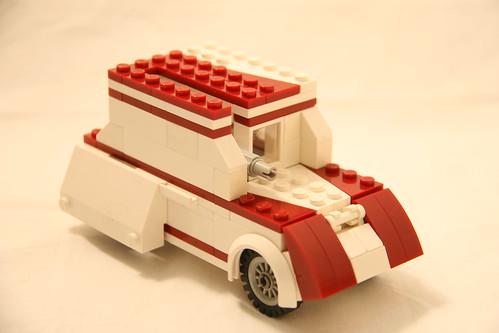 JabberWocky class Armored Car