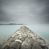 On The Rocks (Scott Howse) Tags: longexposure sea england sky heritage rocks unesco lee dorset coastline filters defences lymeregis graduated breakwater jurassiccoast nd110 09h