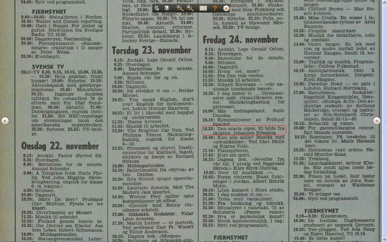 og også i november 1967
