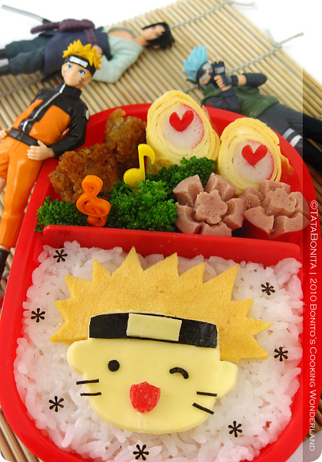 Cute Naruto Bento