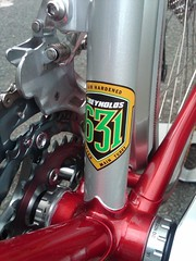 Randonneur Special 631 Badge