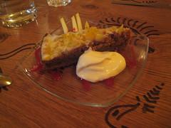 Carrot cake néozélandais