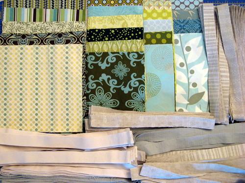 Asterisk Quilt Fabrics