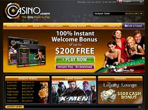 Casino.com Casino Home