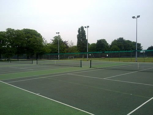 Eltham Park South Tennis Courts