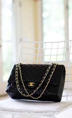 Chanel Maxi Flap Lambskin