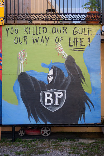 You Killed Our Gulf... Our Way of Life