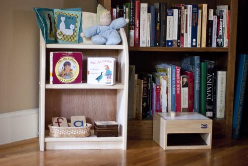 finn's bookshelf