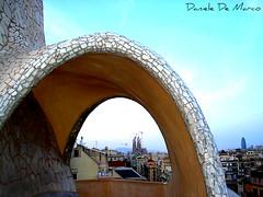 La Pedrera: Casa Mil (Daniel Shapwick) Tags: barcelona spain casamil gaud