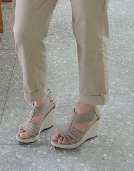 韓國小安鞋