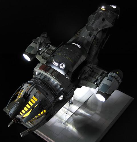 firefly serenity model. serenity firefly bdr qmx